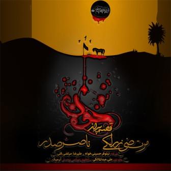 دانلود آهنگ جدید ناصر صدر و مرتضی زرلکی نام قصه پر از خون