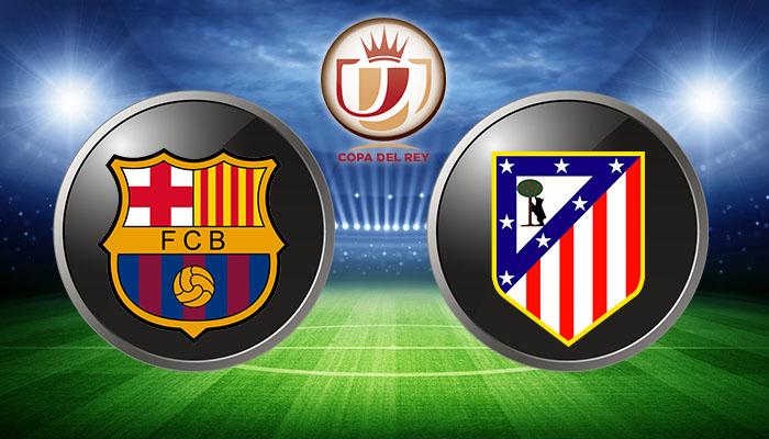 دانلود بازی بارسلونا اتلتیکو مادرید کوپا دل ری اسپانیا