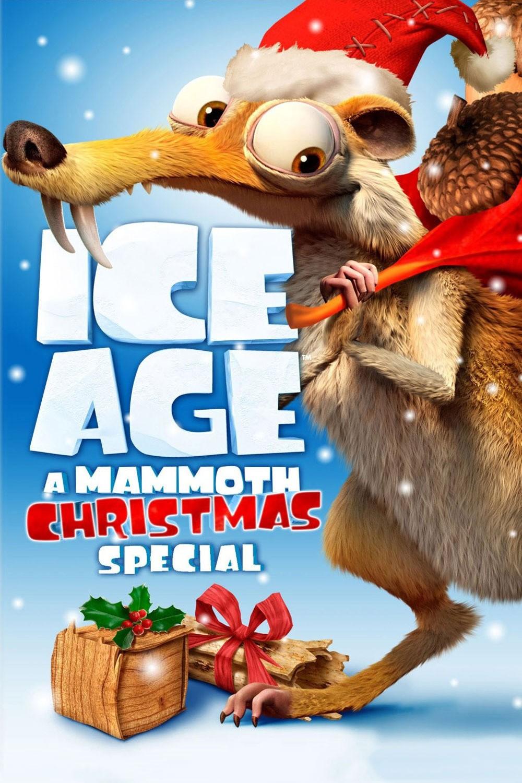 دانلود دوبله فارسی انیمیشن عصر یخبندان: کریسمس ماموتی Ice Age: A Mammoth Christmas 2011