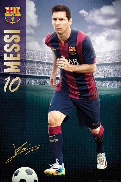 دانلود مستند لیونل مسی Messi 2015