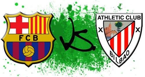 دانلود بازی فوتبال فینال جام حذفی اسپانیا Barcelona vs. Athletic Bilbao