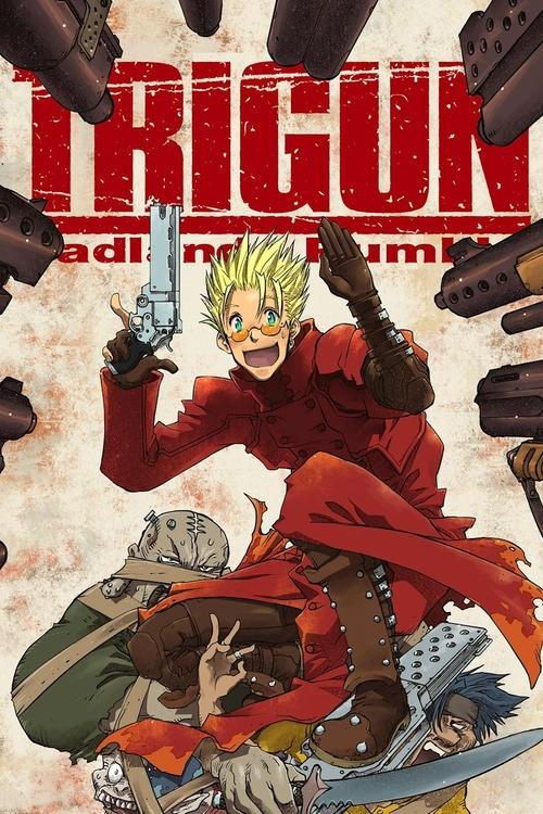 دانلود انیمیشن Trigun: Badlands Rumble 2010