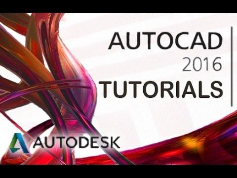 دانلود فیلم آموزشی Learning Autodesk AutoCAD 2016