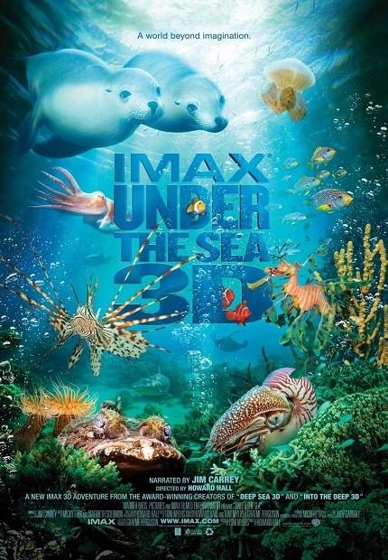 دانلود مستند Under the Sea 3D 2009