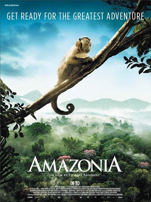 دانلود مستند Amazonia 2013